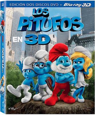 Los pitufos 2011