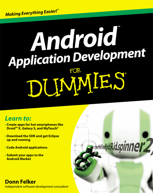 android development books