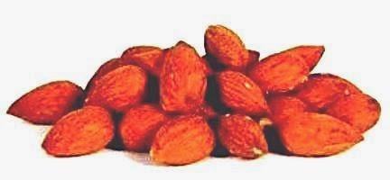 Gema Herbal Medika: Kandungan Kacang Almond Yang Banyak ...