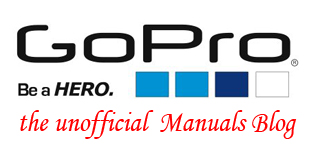 GoPro Manual User Guide Instructions