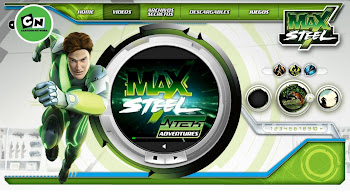 Max Steel en Cartoon Network