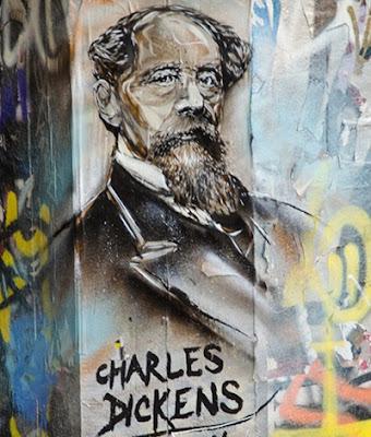 Graffiti de Charles Dickens