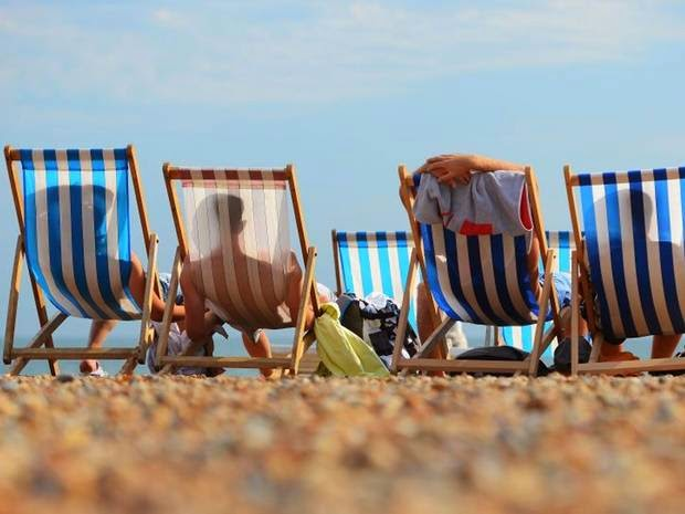 Relax on the beach this summer knowing your home is secure with home security tips from Keytek Locksmiths