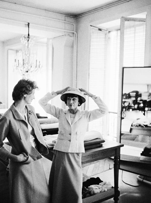 Coco Chanel Its Just A Cigarette