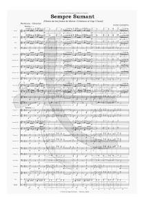 SEMPRE SUMANT - Nuestro Himno