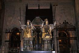 Monumento funerario a Cristóbal Colón