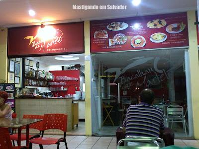 Bacalhau de Martelo Restaurante: Fachada