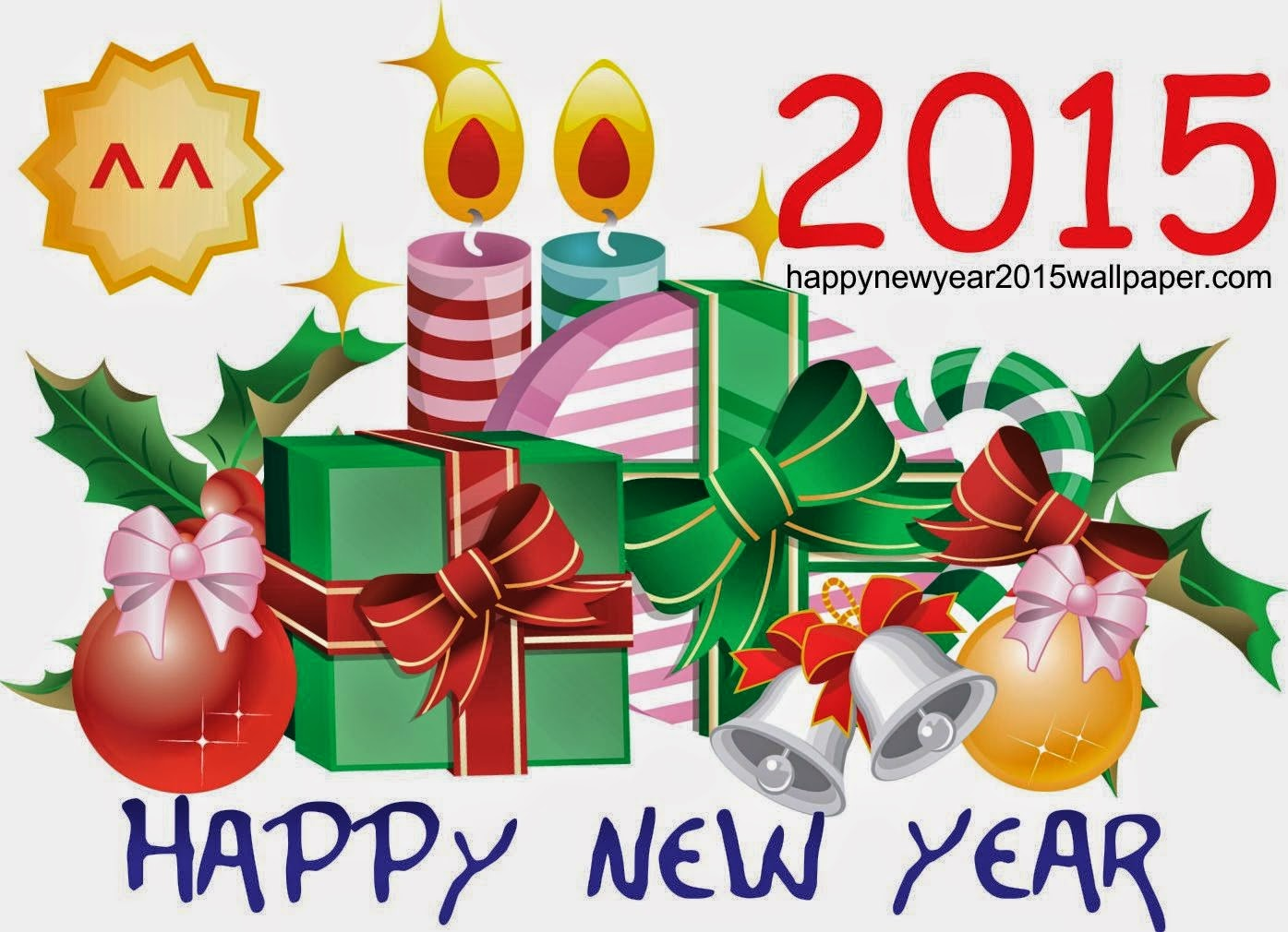 happy new year 2015 gift pictures