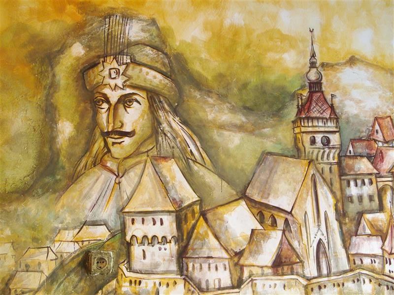 Sighișoara y Vlad Țepeș