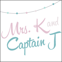 Mrs K and Captain J