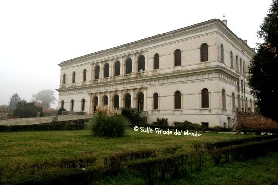 Villa Garzoni del Sansovino