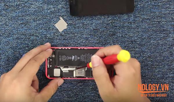 iPhone 5c lock xách tay