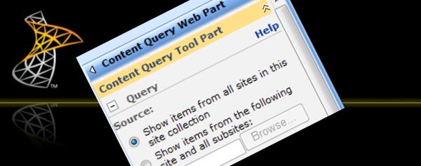 Content Query Web Part