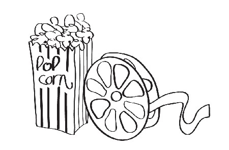 Books We Have Them Red Box Doesnt on oscar award coloring page