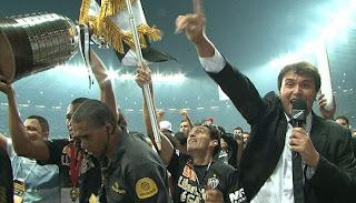 CQC Atlético Libertadores Galo