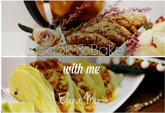 Cook & Bake with me