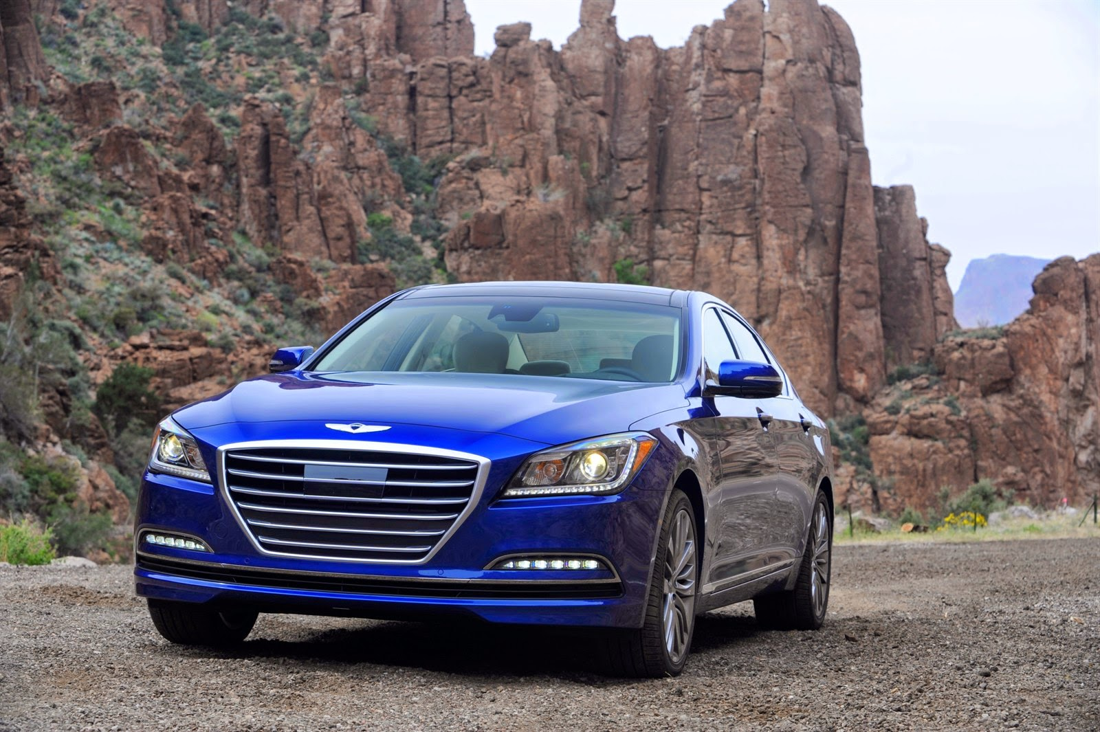 A new beginning: Hyundai's reworked Genesis