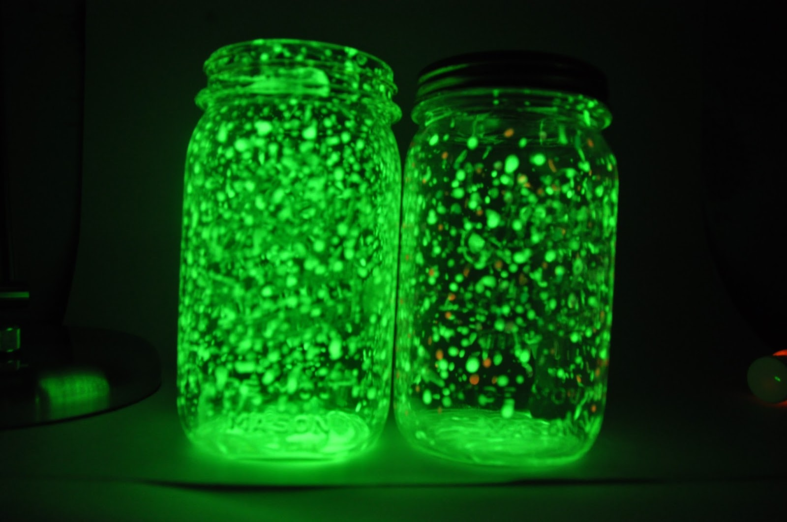 Made With : DIY Rechargeable Fairy Glow Jars Glow Stick Lighting Ideas Html on glow sticks in water, glow sticks cool, glow stick party decoration ideas, glow stick outdoor ideas, led lighting ideas, glow sticks in balloons, glow stick costume ideas, fun with glow sticks ideas, glow stick craft ideas, glow stick game ideas, glow sticks in the dark, 10 awesome glow stick ideas, glow stick decorating ideas, glow stick centerpiece ideas, glow in the dark ideas,