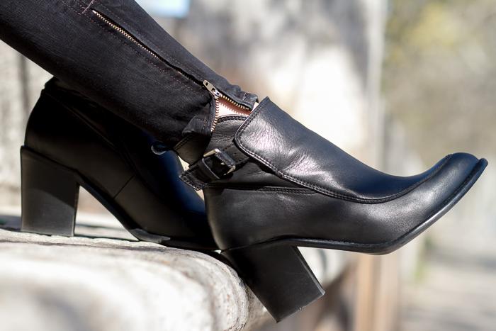Botas de BLogger española Adicta a los zapatos