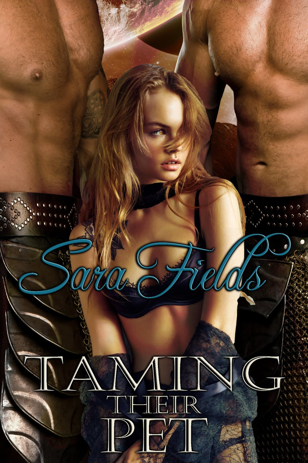 Taming Their Pet - Captive Brides Book 3