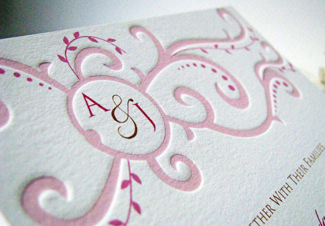 Great Ideas For The Busy Little Bride Monogrammed Wedding Invitations