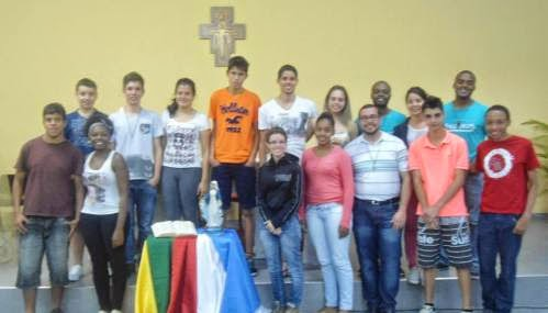 Páscoa Missionária em Varginha (MG)
