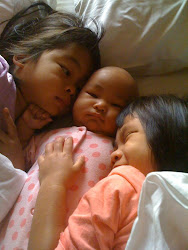 :: Arissa (5yrs old) , Adelia (4mths old) and Aryana (3yrs old) ::