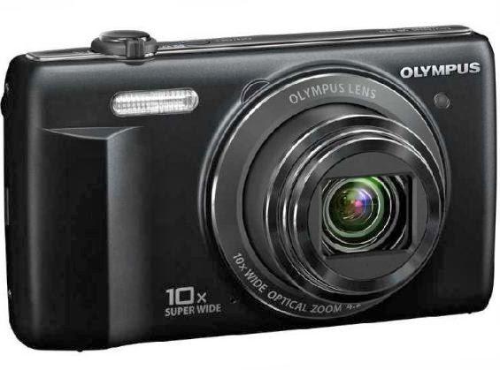 Harga dan Spesifikasi Kamera Olympus VR-350 16MP