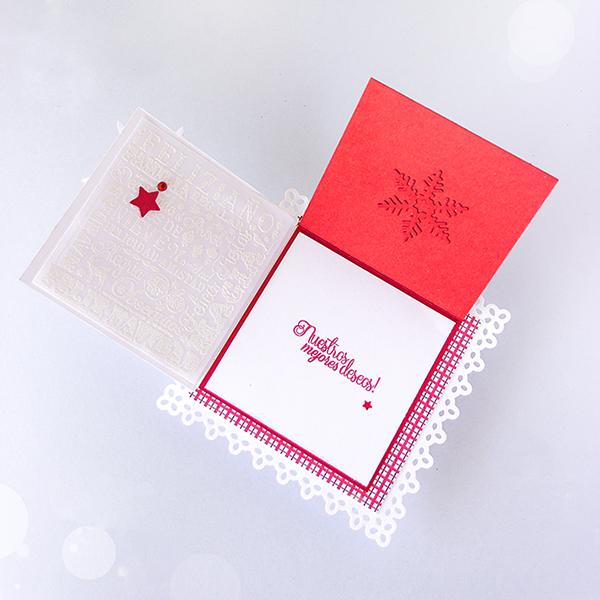 Tarjeta Sílvia Navidad
