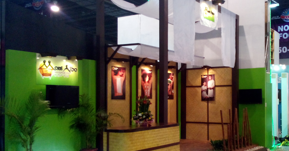 Mont Albo Wins Best Booth Design In Franchise Asia Philippines 2014