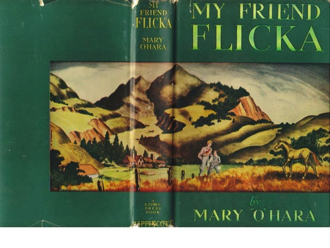 my Friend Flicka Book Series O'hara my Friend Flicka