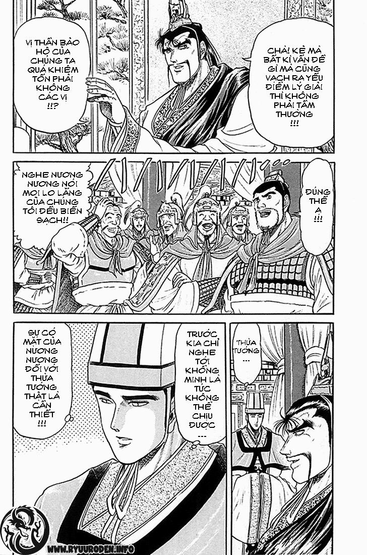 Chú Bé Rồng - Ryuuroden chap 7 - Trang 41