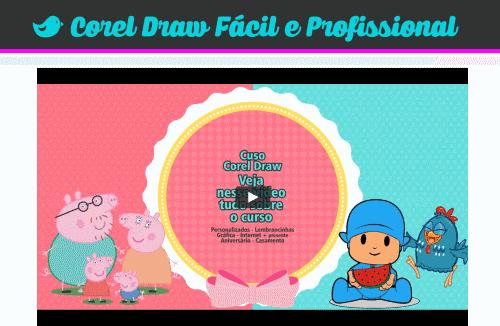 Curso Corel Draw Fácil e Profissional