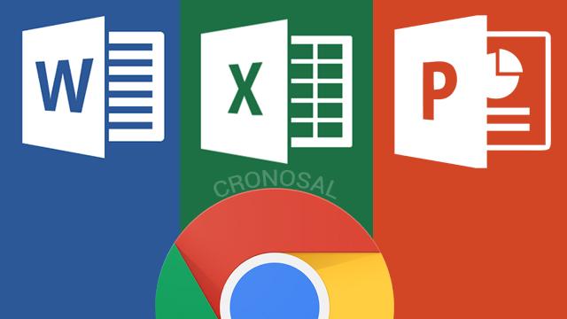 Cara Membuka Dokumen Word, Excel, dan PowerPoint di Google Chrome