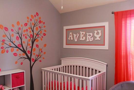 Dormitorio para beb ni a ideas para decorar dormitorios - Habitaciones decoradas para bebes ...