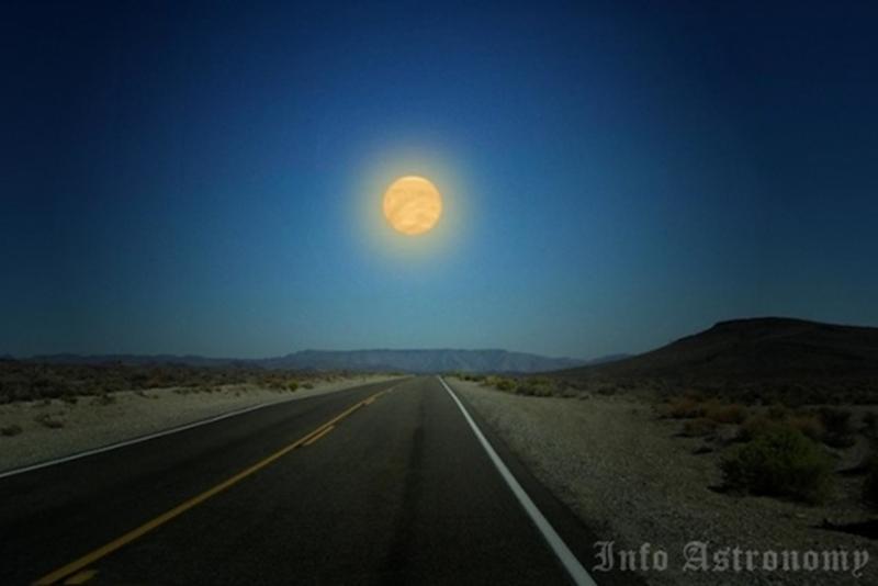 Inilah Suasana Langit Jika 7 Planet Sejarak Bulan