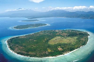 3 Gili di kawasan Pulau Lombok