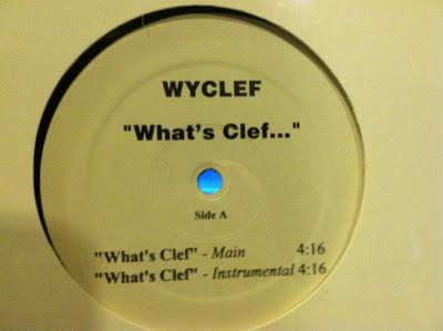 Wyclef Jean – What's Clef… (VLS) (1998) (320 kbps)
