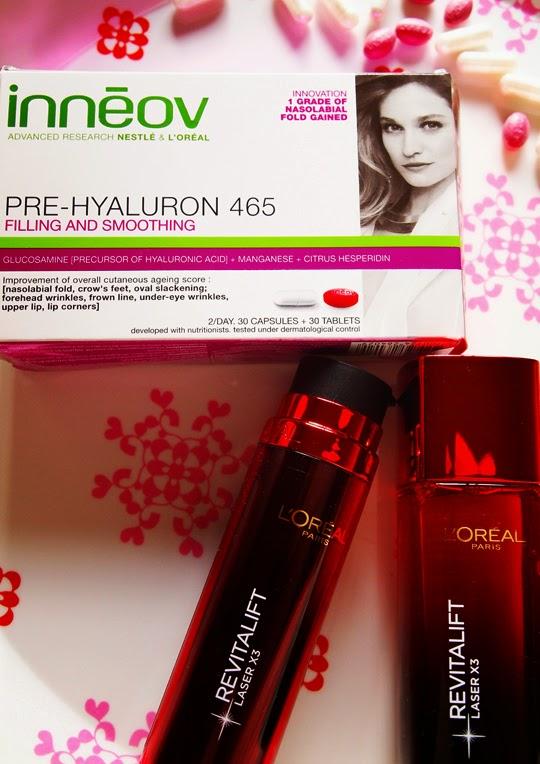 Inneov y Revitalitft Laser X3