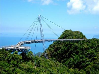 jembatan langkawi sky