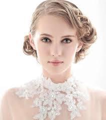 Peinados Novia Cabello Corto - Peinados para novia con pelo corto y velo Los más románticos