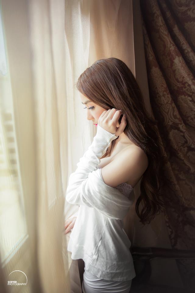 Ảnh gái đẹp HD Hot girl Linh Napie & Quỳnh Nhi 6