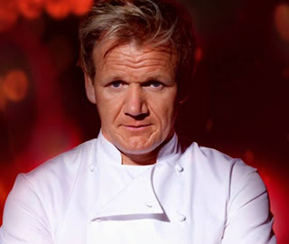 Who is Gordon James Ramsay?
