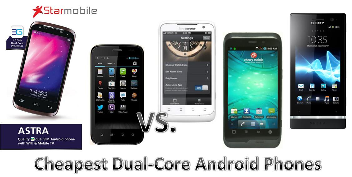 The Battle of Dual-Core Android Phones in the Philippines