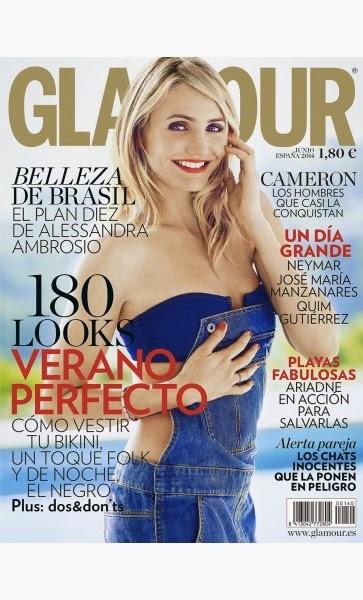 Regalo por suscripción revistas Junio 2014: Glamour