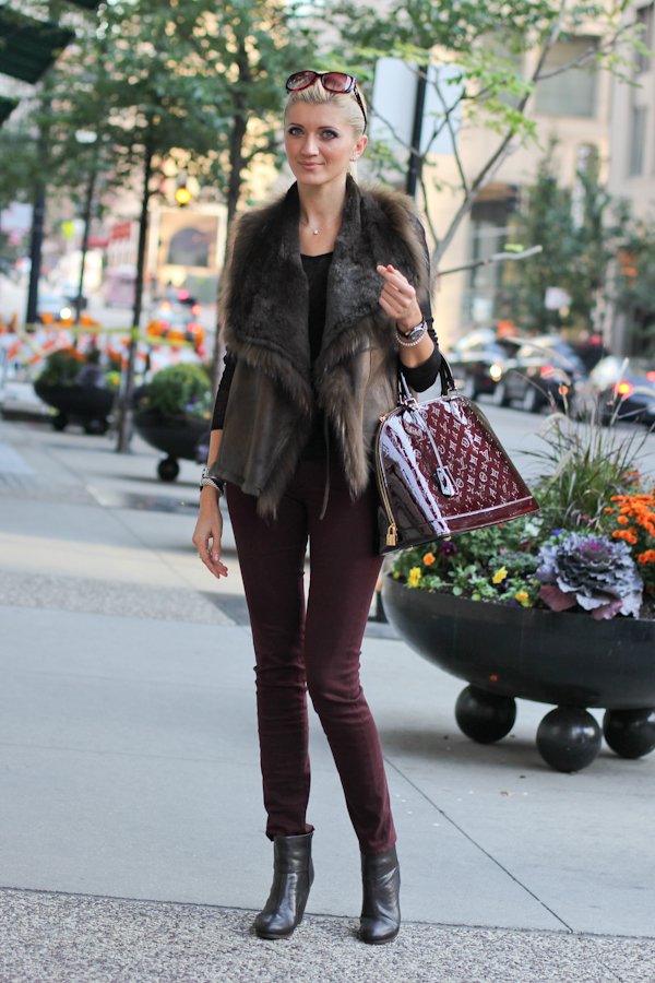 River North Amy Creyer 39 S Chicago Street Style Fashion Blog