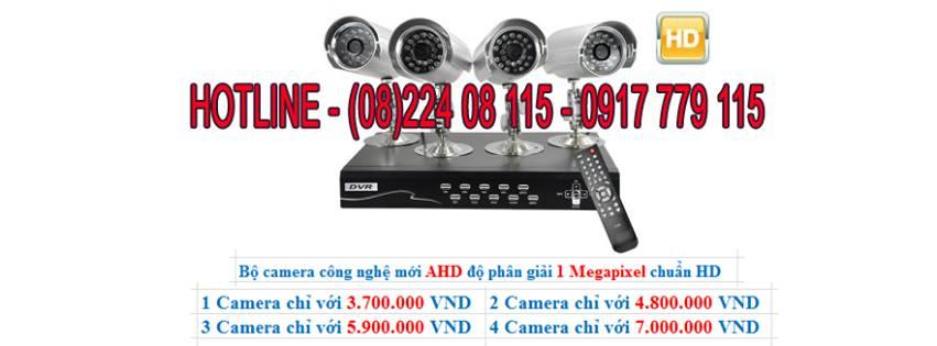 Sửa chữa camera quan sát tận nơi Hồ Chí Minh 0917 779 115