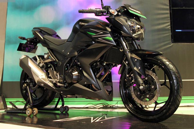 Harga Dan Spesifikasi Motor Kawasaki Z250 Terupdate Motor Tukang Kebut