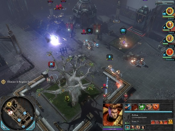 warhammer 2 gold pc screenshot 1 Warhammer 40.000 Dawn              of War II Gold Edition PROPHET