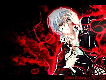 #4 Vampire Knight Wallpaper